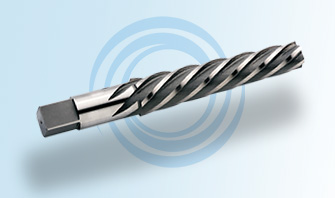 Helical Morse Taper Reamer with a Square Shank