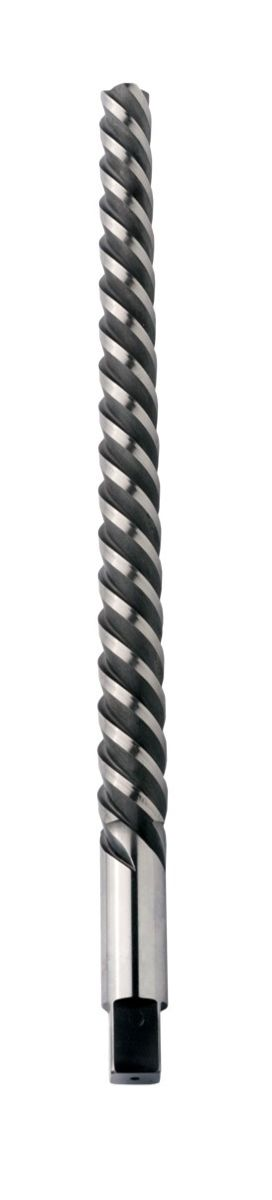 Helical Taper Pin Reamer with Squared Shank